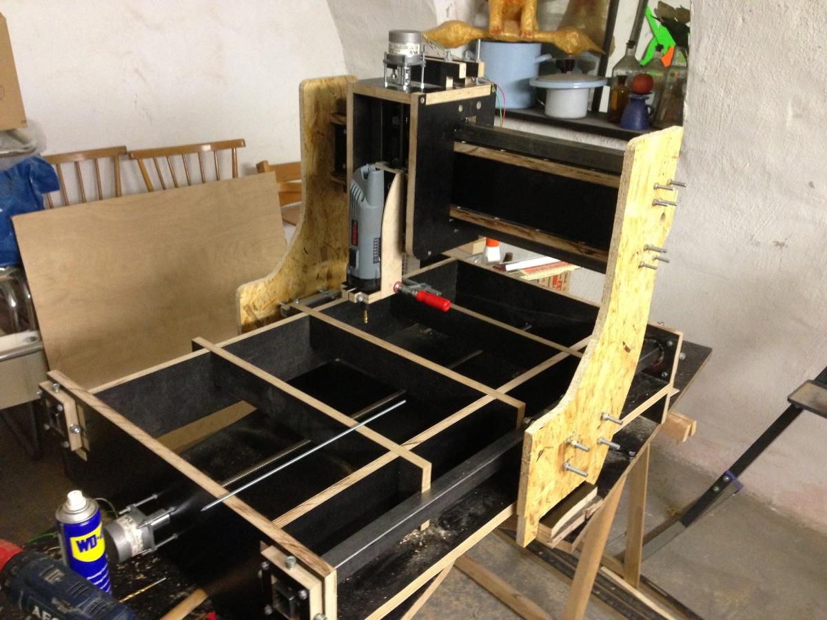 femoral projects selbstbau k sefr se. Black Bedroom Furniture Sets. Home Design Ideas